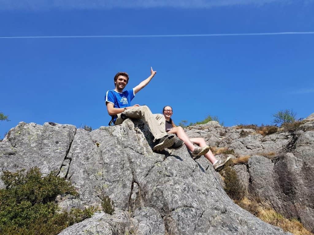 Klettern in Norwegen mit JAS-TOURS.DE