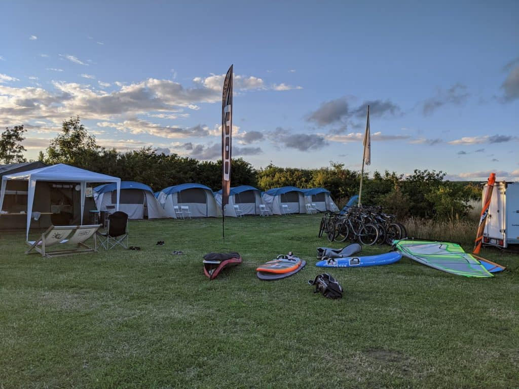 Windsurfcamp Holland Nordsee