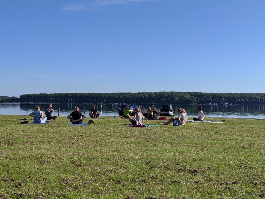 Yoga Urlaub Holland