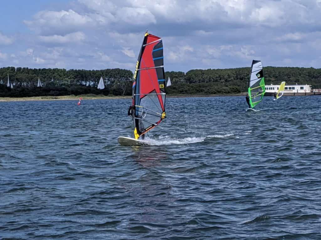 Windsurfen Unterricht Holland Fortgeschrittene