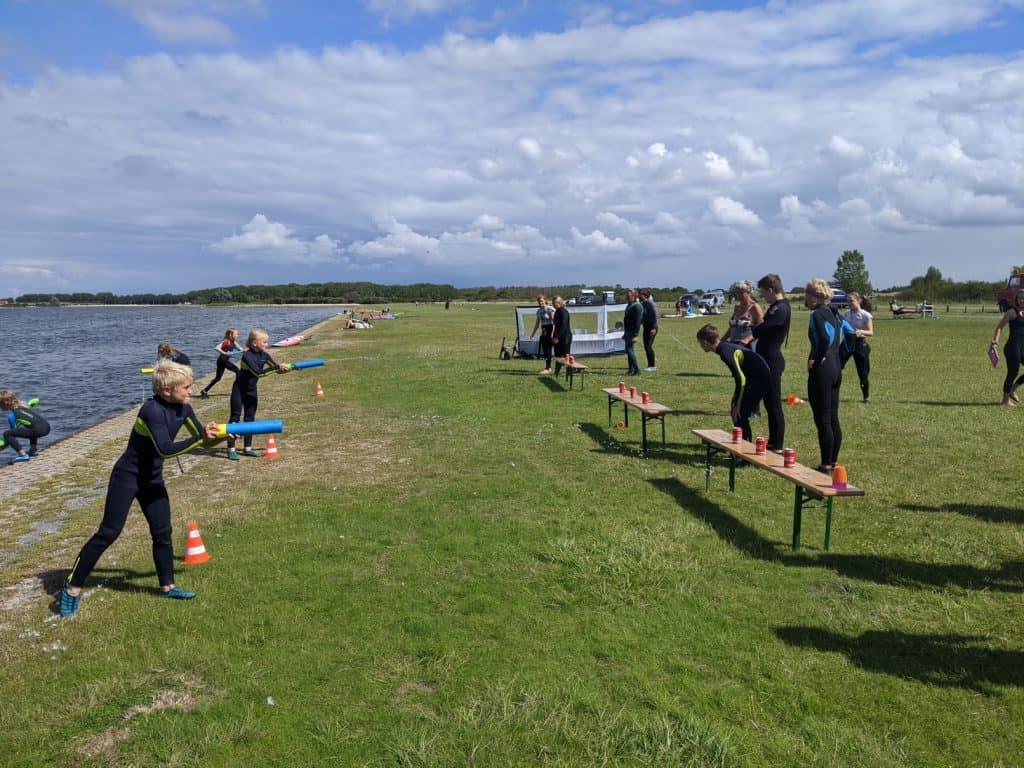 Sport und Jugendprogramm Holland