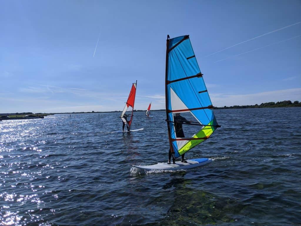 Windsurfcamp Holland