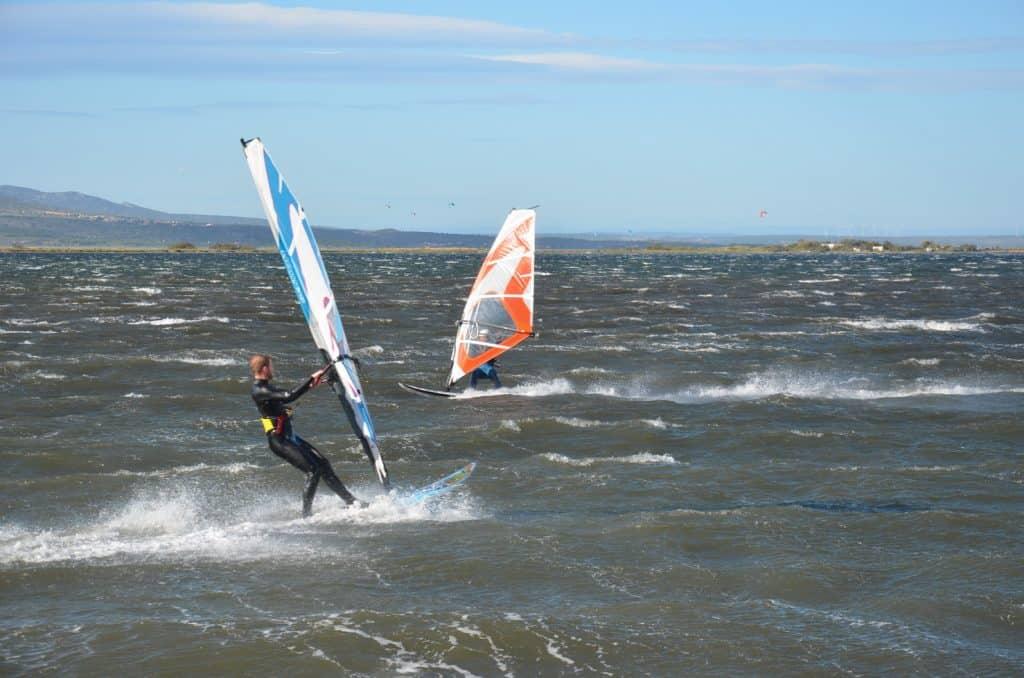 Windsurfurlaub im  Surfcamp