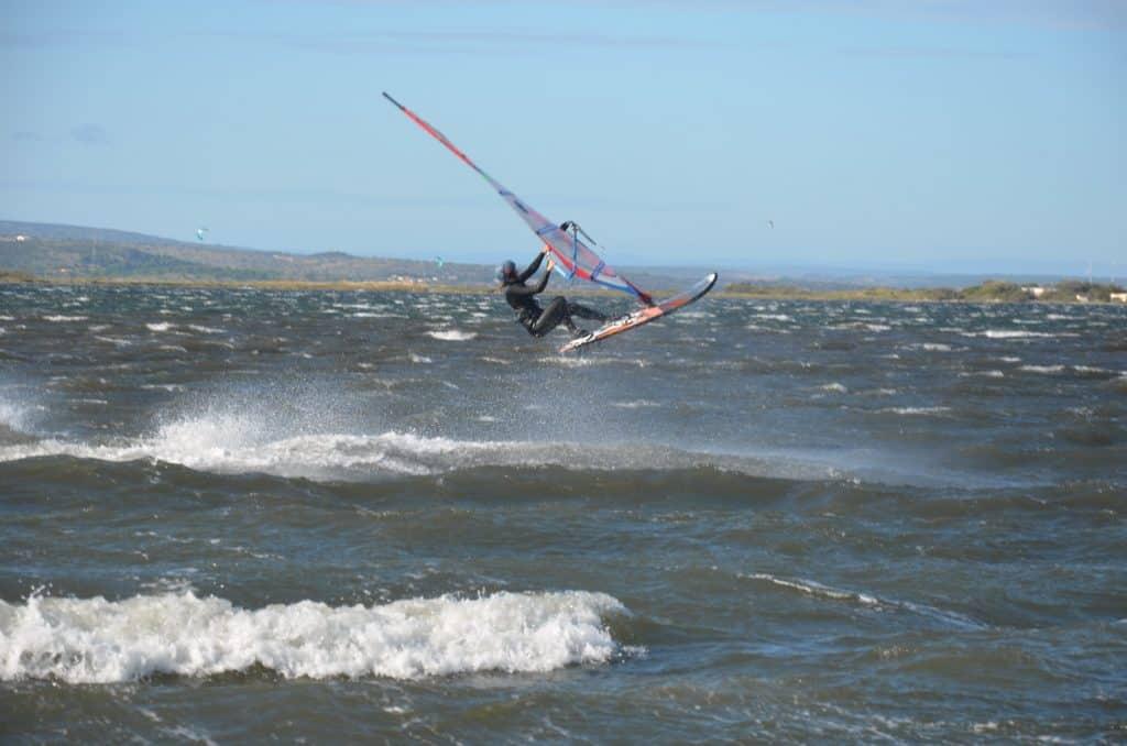 Beste Windsurfbedingungen in Leucate