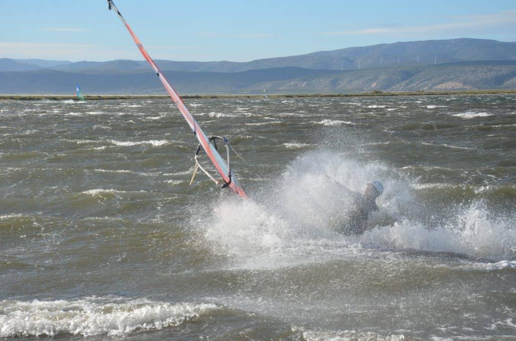 Windsurfen - Fail